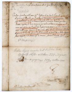 Ufficio Gener. del Soldo Ordini Generali e Misti, m.15 link n. 9-comp