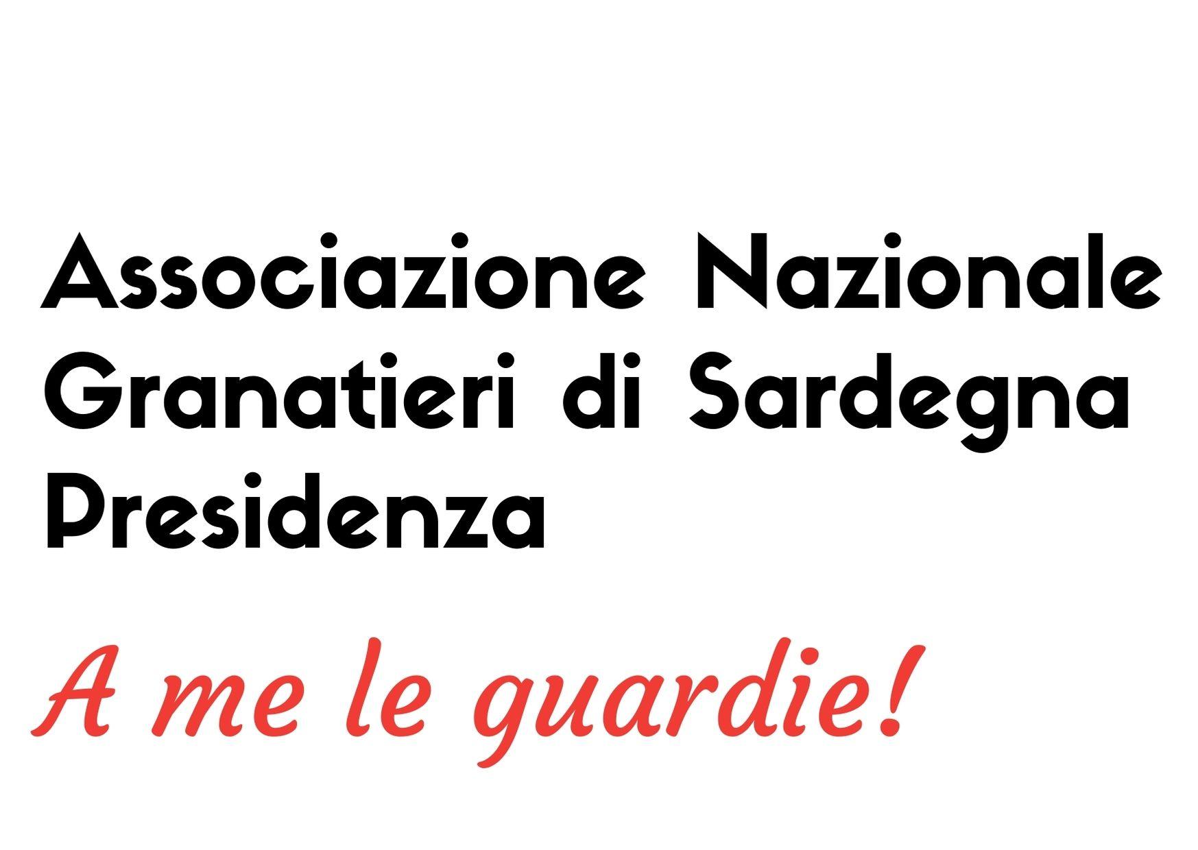 Associazione Nazionale Granatieri di Sardegna Presidenza